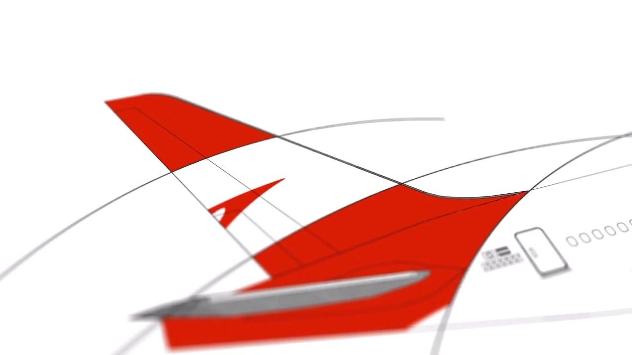 Resultado de imagen para austrian airlines new logotype