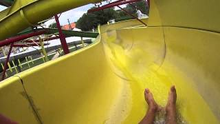 Annoying Slow Water Slide at Atlantika