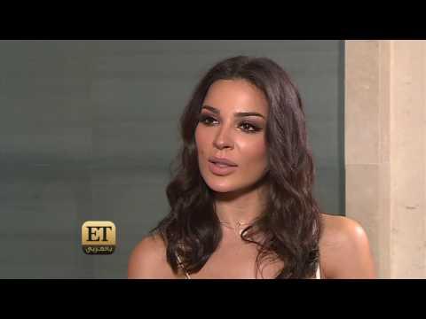 ET بالعربي – نادين نسيب نجيم تتحدث عن الهيبة