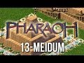 Pharaoh ► Mission 13 Meidum - [1080p Widescreen] - Let's Play Game