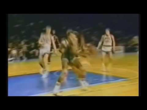 The Original NBA Ankle Breaker Pistol Pete Maravich