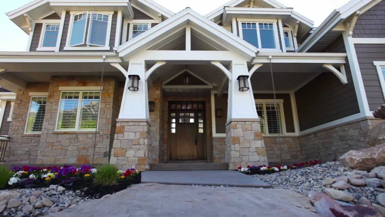 E builders homes utah county parade of homes youtube for Utah home designers