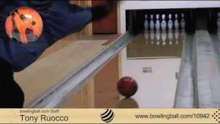 bowlingball com dv8 marauder mutiny bowling ball reaction video review