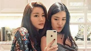 比親姊妹更相似 倪晨曦湯洛雯「姊妹檔」搵銀