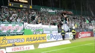 2016-09-24 Bohemians Praha 1905 - 1.FK Příbram 1:0 (0:0)
