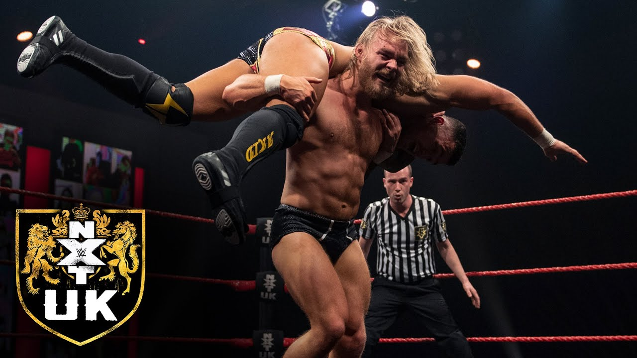 A-Kid and Tyler Bate clash for Heritage Cup and more: NXT UK highlights, May 20, 2021