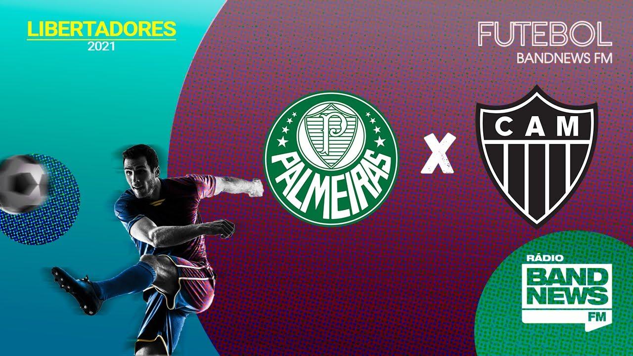Download [AO VIVO] Palmeiras x Atlético-MG | Copa Libertadores 2021 | 21/09/2021