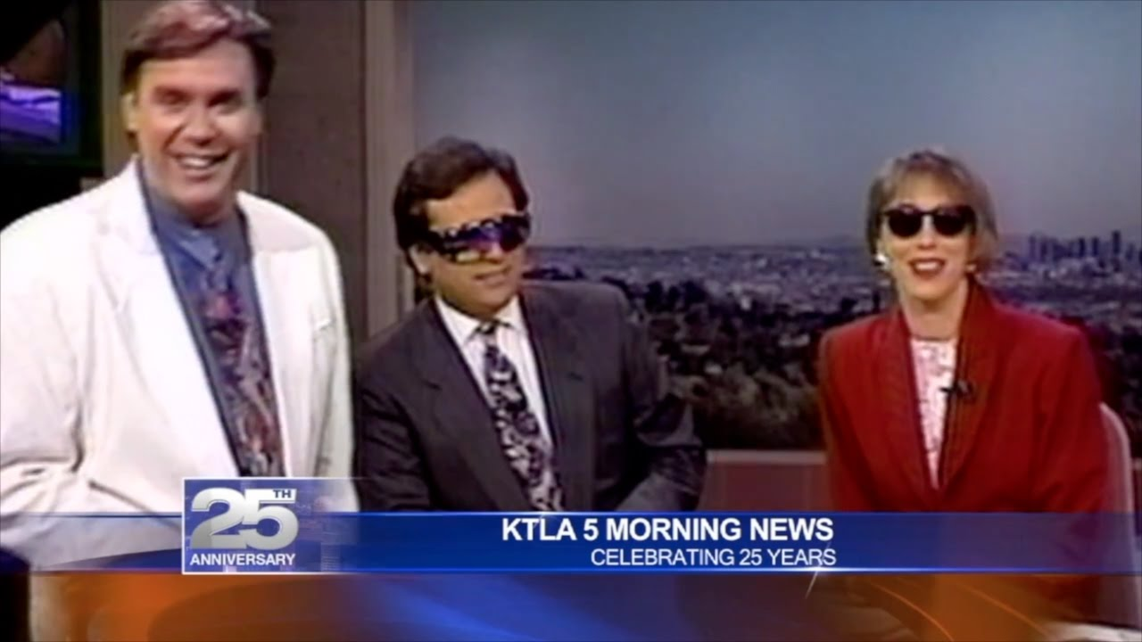KTLA 5 Morning News Former Anchors - Where Are They Now?