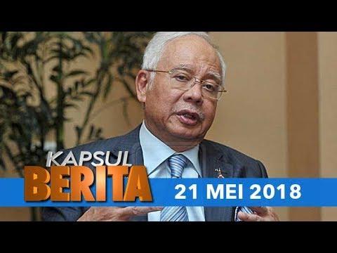 KAPSUL BERITA: Najib boleh dikenakan tindakan