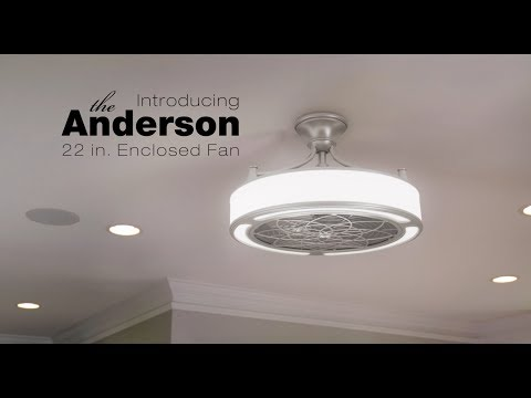 Introducing The Anderson Enclosed Fan