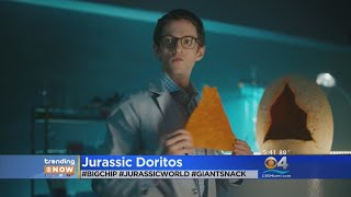 Trending: Doritos Gone Dinosaur-Sized