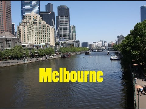 Melbourne Australia Travelogue - Pat and Penny's Travel Channel