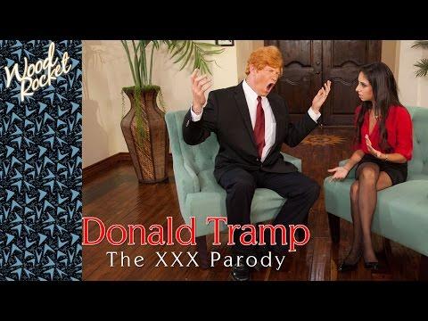 Donald Tramp Porn Parody (Trailer) - 동영상