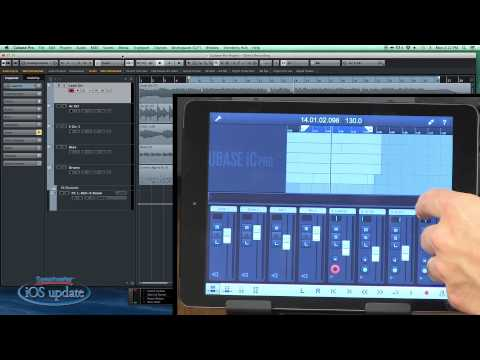 Steinberg Cubase IC Pro App Review - Sweetwater's IOS Update, Vol. 101