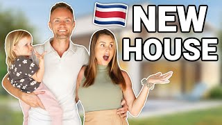 FAMILY FIZZ NEW HOUSE TOUR in COSTA RICA!