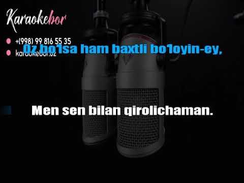 Yulduz Usmonova Qirolichaman karaoke