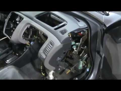2001 Honda Accord Sunroof Leak - YouTube