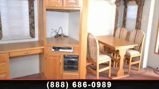 1999 Carriage Carri-Lite Fifth Wheel | Bob Hurley Rv Tulsa Oklahoma Rv Dealer