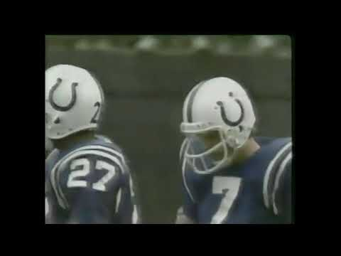 1981-10-18 San Diego Chargers vs Baltimore Colts