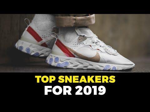 BEST SNEAKERS FOR MEN 2019 | Top Men's Sneaker Trends |  Alex Costa