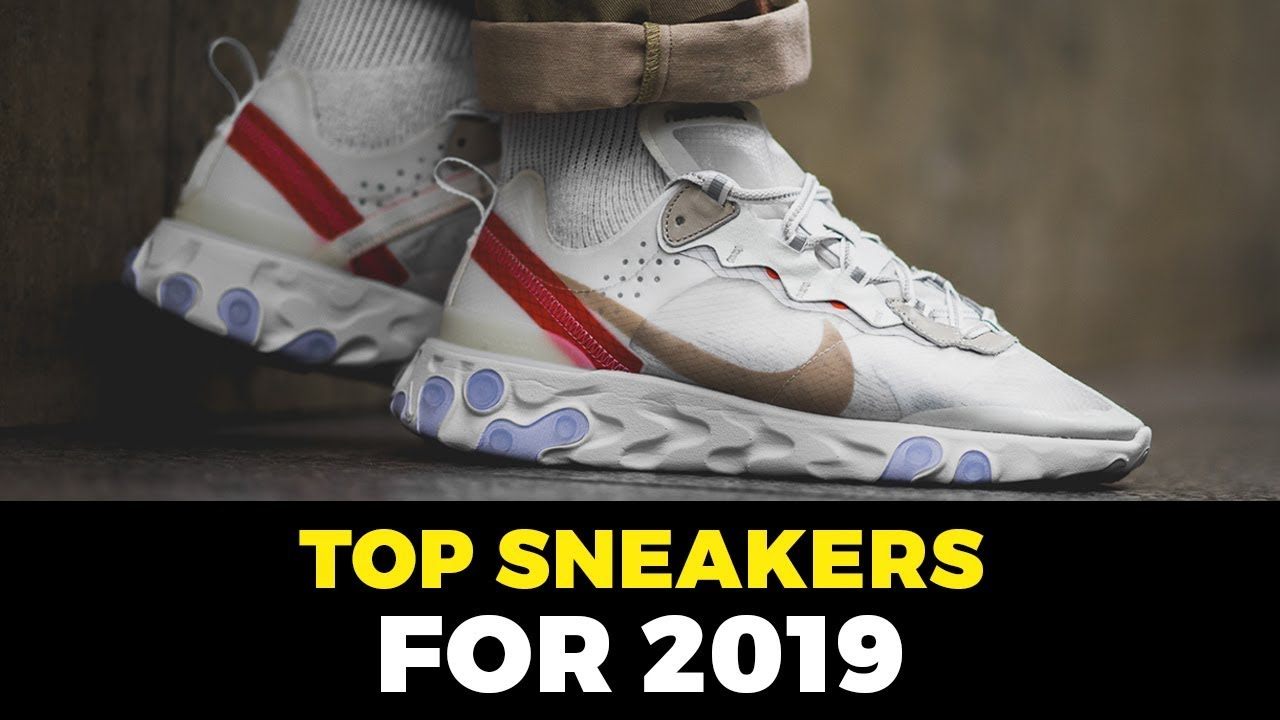 info for 9a0c4 d3cbc BEST SNEAKERS FOR MEN 2019   Top Men s Sneaker Trends   Alex Costa
