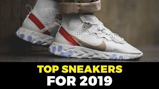 BEST SNEAKERS FOR MEN 2019 | Top Men\'s Sneaker Trends | Alex Costa