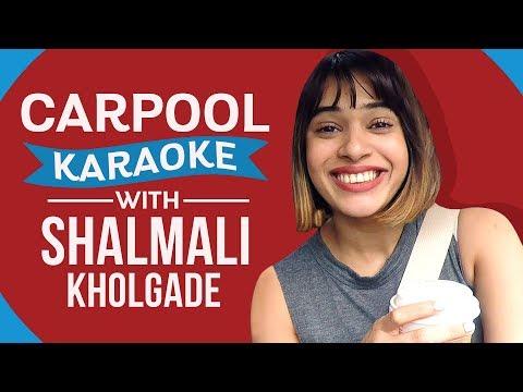 Shalmali Kholgade - Carpool Karaoke| Balam Pichkari | Baby Ko Bass Pasand Hai| Pinkvilla