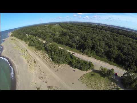 Presque Isle - Aerial Tour - 2014