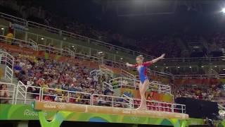 Daria Spiridonova 2016 Olympics QF BB