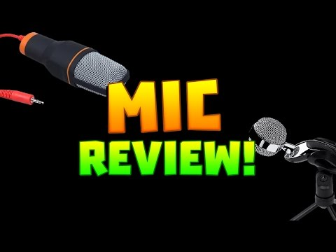 Reviewing Tonor Microphones! (Plus Giveaway!)
