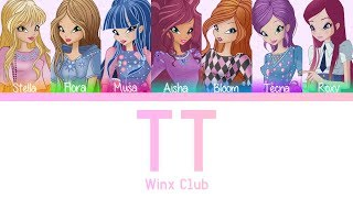 How Would Winx Club Sing 'TT' by TWICE