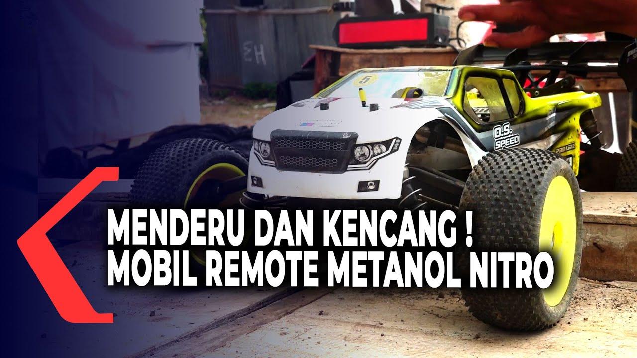 Pacu Adrenalin Balap Mobil Remote Bahan Bakar Metanol Nitro Youtube