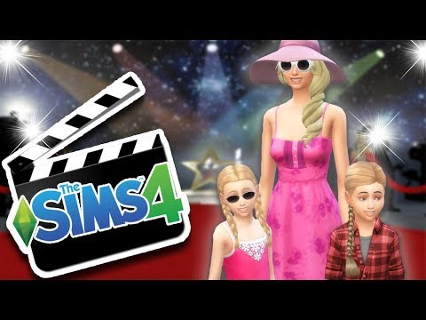 HOW TO GET FAMOUS! | Meet the Sinclair's! | The Sims 4 Ep.1 thumbnail