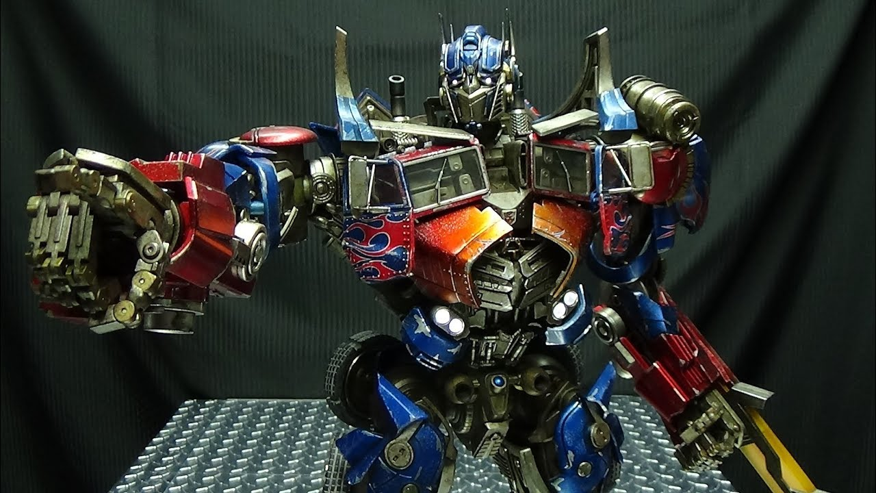 threea dark of the moon optimus prime: emgo's transformers reviews n