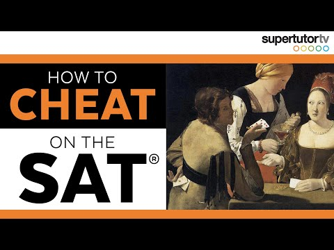 How to Cheat on the SAT