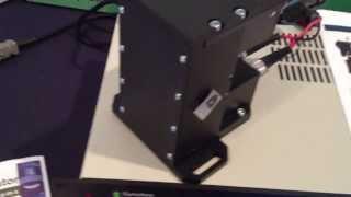 Pismo 8/1 pulse picker for Ti:Sapphire oscillator sales@dmphotonics.com