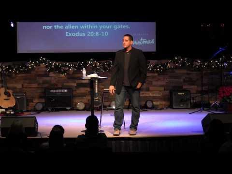 """Remember to Pause"" - Celebrate Christmas Series - Week 1 Pastor Joel Eason"