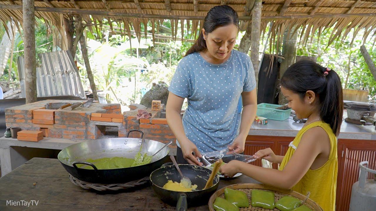 Lam Banh Lạ ăn Cười Bể Bụng Miền Tay Tv Youtube