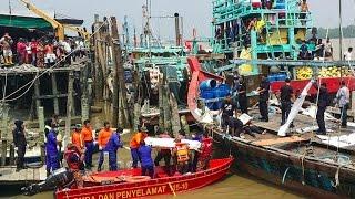 Indonesian migrants sank in Hutan Melintang