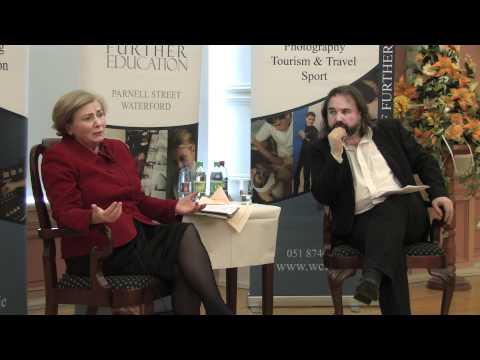 WCFE 2012 - Frances Fitzgerald TD