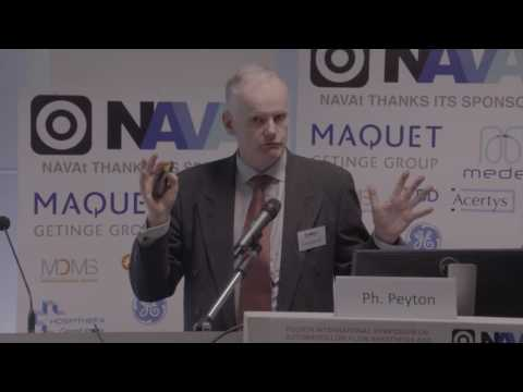 PHILIP PEYTON: Understanding lung uptake of anesthetics (NAVAT IV 2016)