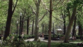 Rittenhouse Square in Beautiful Philadelphia, Pennsylvania