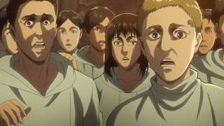 HOW TITANS BORN!!! YMIR PAST & How She Became A Titan attack on titan se2 ep10