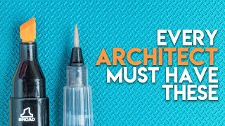 7 Tools To Survive Architecture School