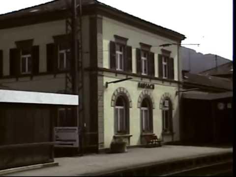 100 Jahre Kinzigtal Bahn