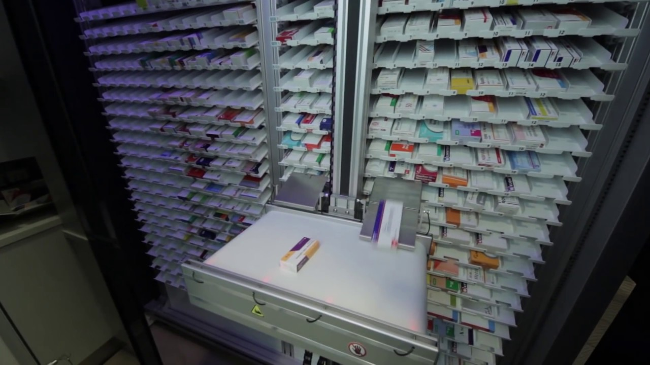 Expedy store  The smart drug storage  YouTube