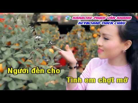 [Karaoke Nhạc Sống] Xuân Yêu Thương