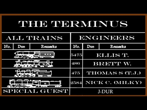 The Terminus Podcast (Ep. 005: So Long Person X)