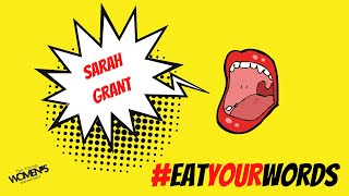 #EatYourWords: Monologue 1; Space by Sarah Grant