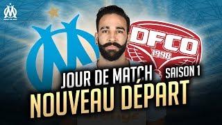 OM 2-0 Dijon | Les coulisses de la victoire